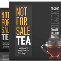 Концепция упаковки чая NFS TEA Limited Edition 2015