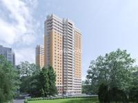 3d визуализация экстерьеров многоквартирных домов, ЖК, коммерческих объектов