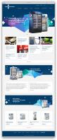 Cross Optimus, корпоративный сайт, интернет-магазин.