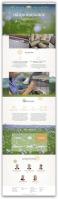 Сайт текстильной компании БЕЛОРУССКИЙ ЛЕН, корпоративный сайт