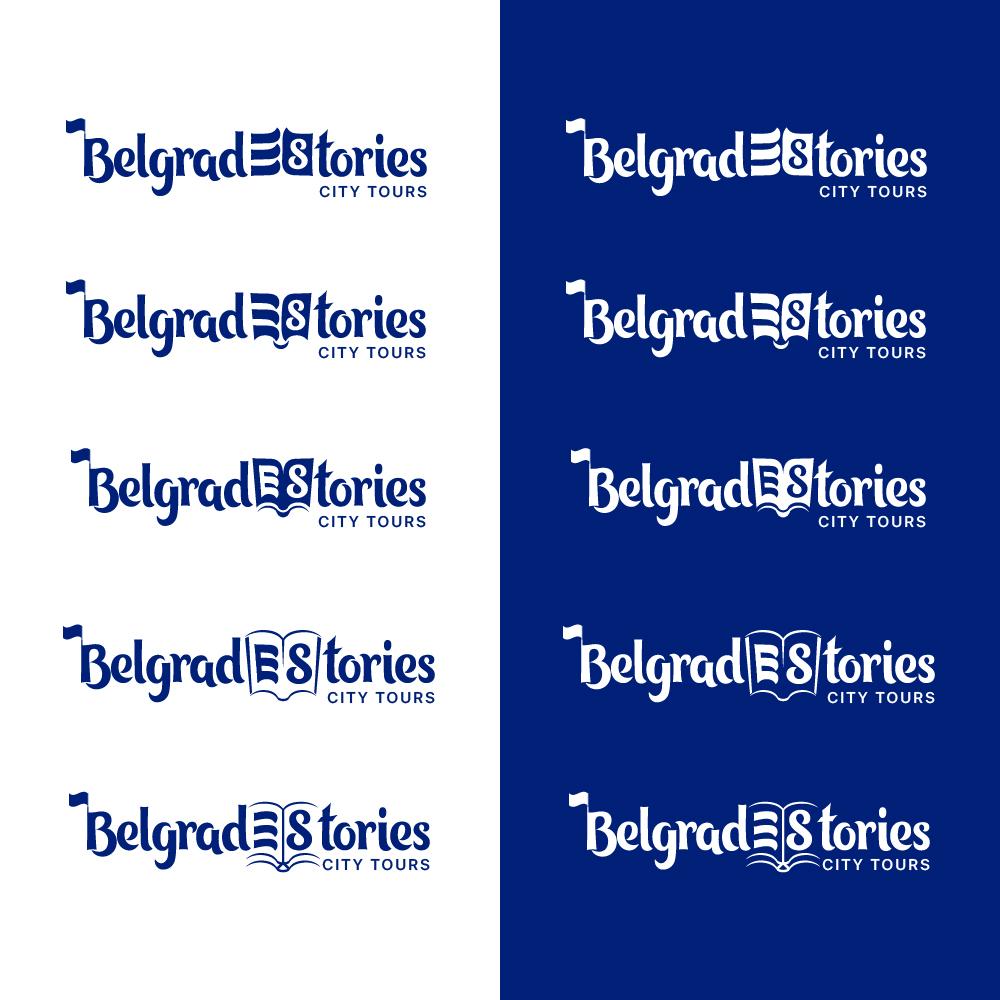 Логотип для агентства городских туров в Белграде фото f_3675890ebfe333fd.jpg
