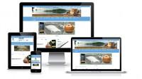 Интернет-магазин рыбацких принадлежностей на OpenCart