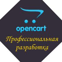Профессиональная разработка на OpenCart