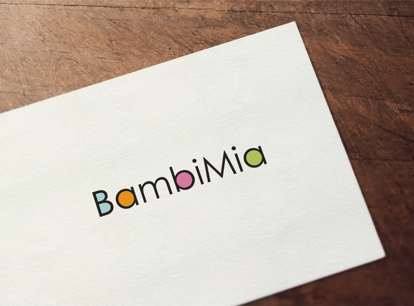 """Магазин детских товаров """"Bambimia"""""""