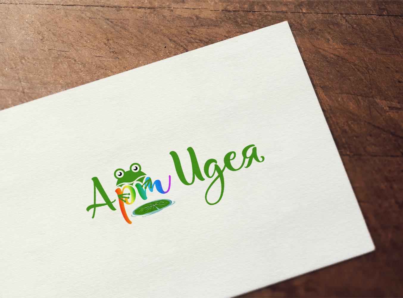 """Логотип для магазина сувениров """"Арт Идея"""" 2 вариант"""