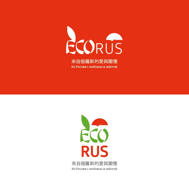 Логотип для поставщика продуктов питания из России в Китай фото f_2225ea9bc2c16547.jpg