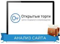 Юзабилити сайта: Открытые торги Направление: Тендерное сопровождение