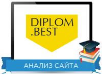 Юзабилити сайта: Diplom.best   Направление: Обучение