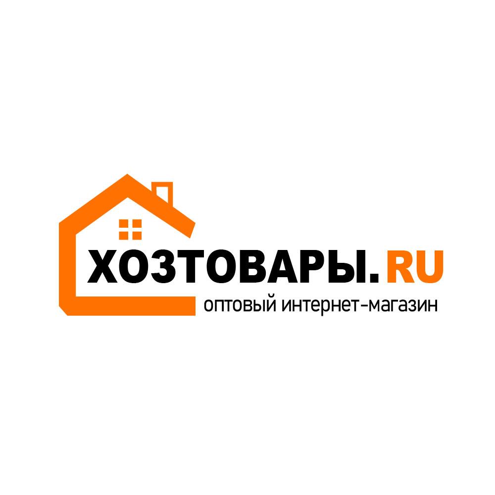 Разработка логотипа для оптового интернет-магазина «Хозтовары.ру» фото f_168608f0ed8bd35f.jpg