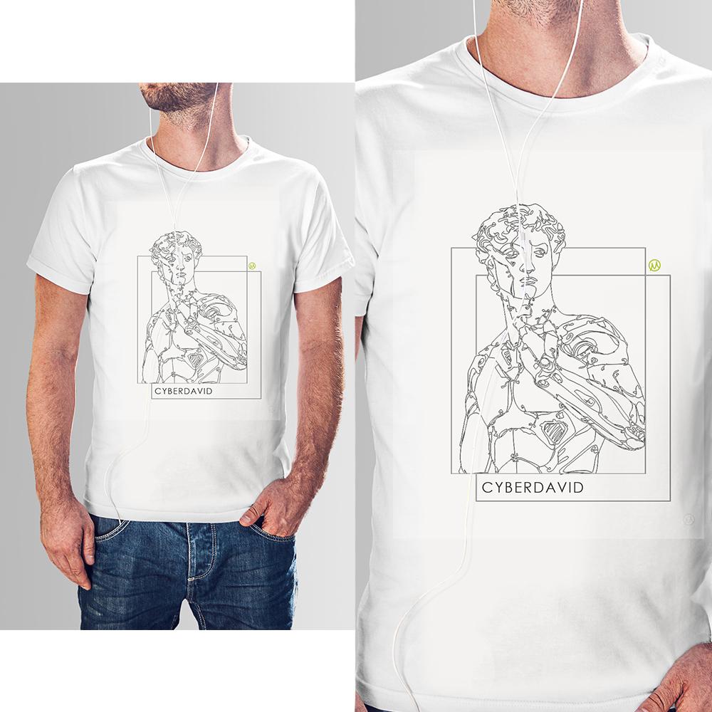 Нарисовать принты на футболки для компании Моторика фото f_28760a693d15db21.jpg
