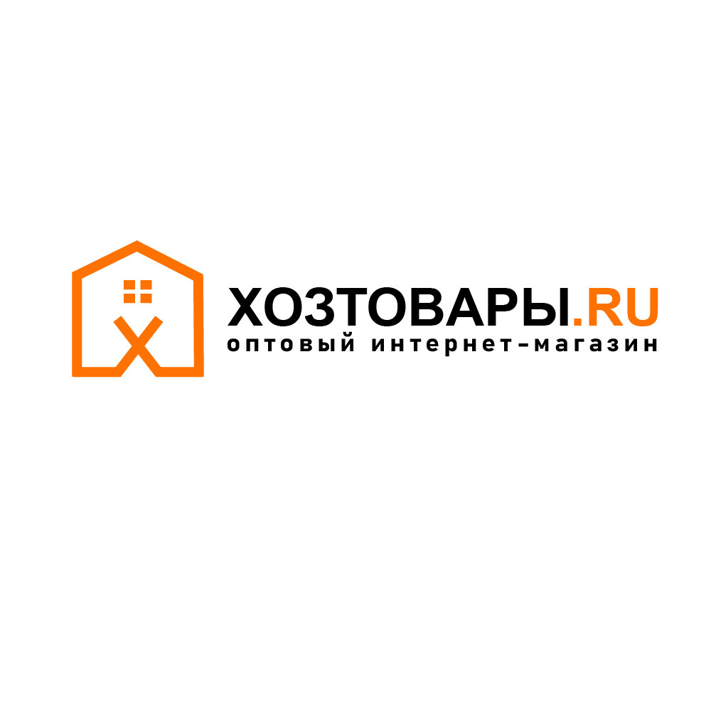 Разработка логотипа для оптового интернет-магазина «Хозтовары.ру» фото f_383608f0ef46ae21.jpg