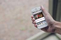 Weddup - мобильное приложение