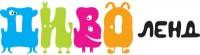 Вариант логотипа интернет-магазина диво-ленд