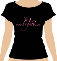 Майка для магазина женского белья Фигаро