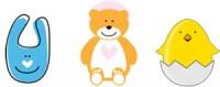Детские иллюстрации для Интернет-магазина