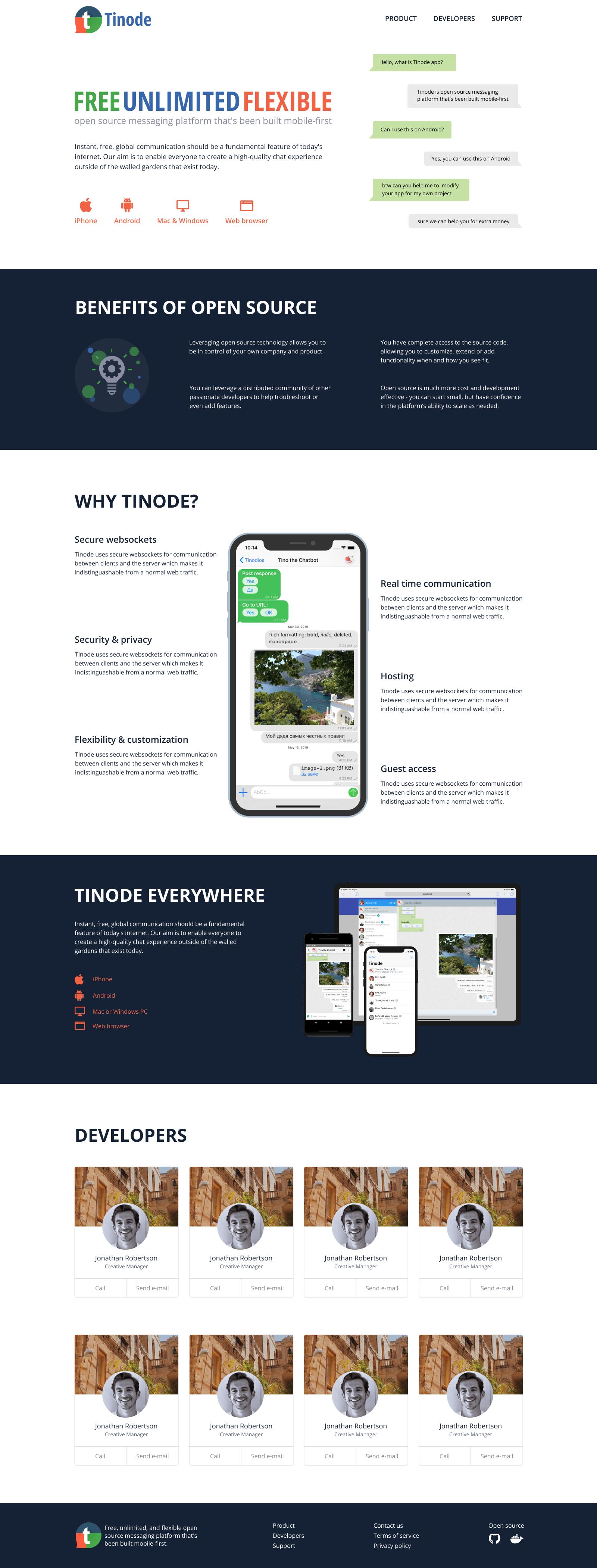 Дизайн сайта tinode.co фото f_7015d6f7ef6c7d38.png