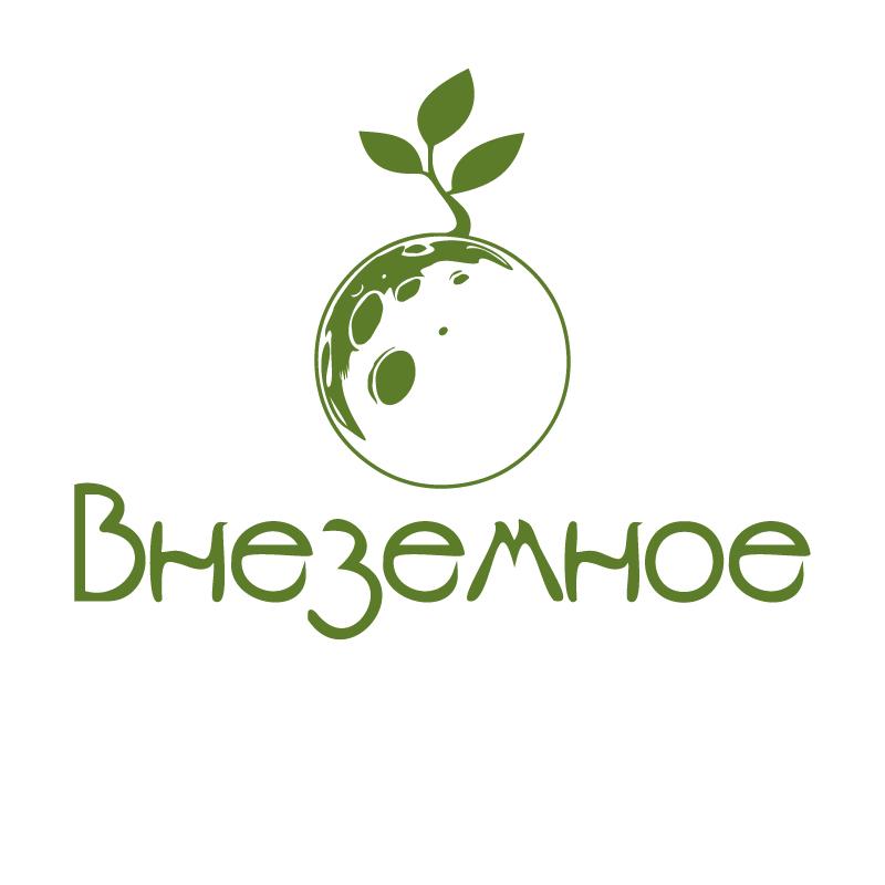 "Логотип и фирменный стиль ""Внеземное"" фото f_5155e78b8b9ad3ee.jpg"