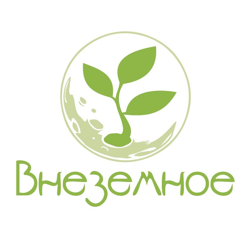 """Логотип и фирменный стиль """"Внеземное"""" фото f_7855e7f59aaa2ce9.jpg"""