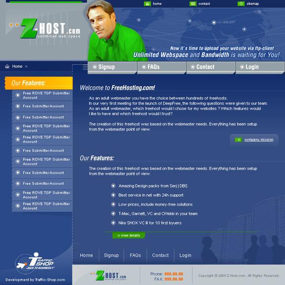 Z-Hosting Company