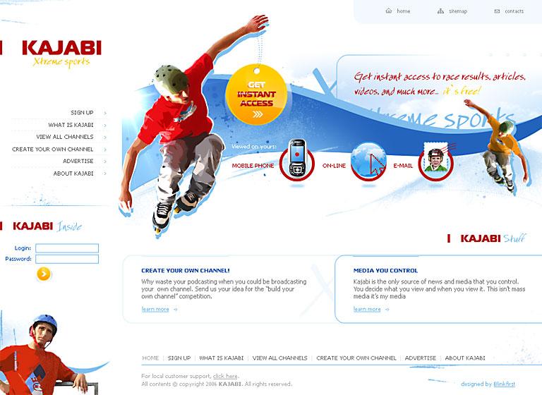 Kajabi - Xtreme sports online