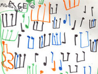Написание мелодии (оплата за каждые 30-40 секунд композиции)