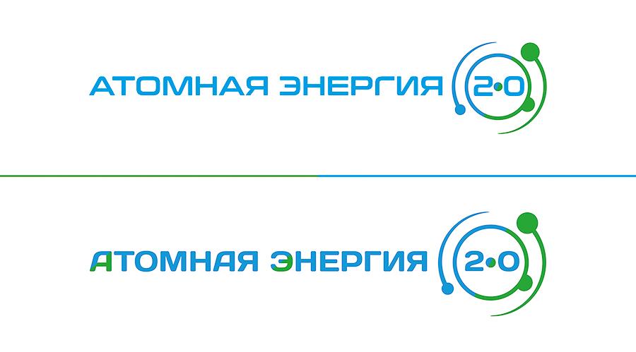 """Фирменный стиль для научного портала """"Атомная энергия 2.0"""" фото f_2405a02ddad31c70.jpg"""