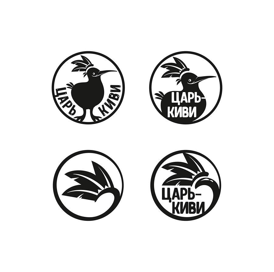 """Доработать дизайн логотипа кафе-кондитерской """"Царь-Киви"""" фото f_7535a07becda2fa4.jpg"""