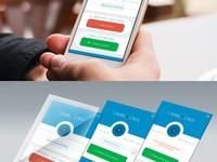 Стильный дизайн мобильных и desktop приложений