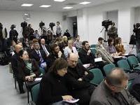 Расшифровка пресс конференции