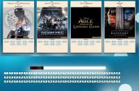 Билетная система для сетей кинотеатров.
