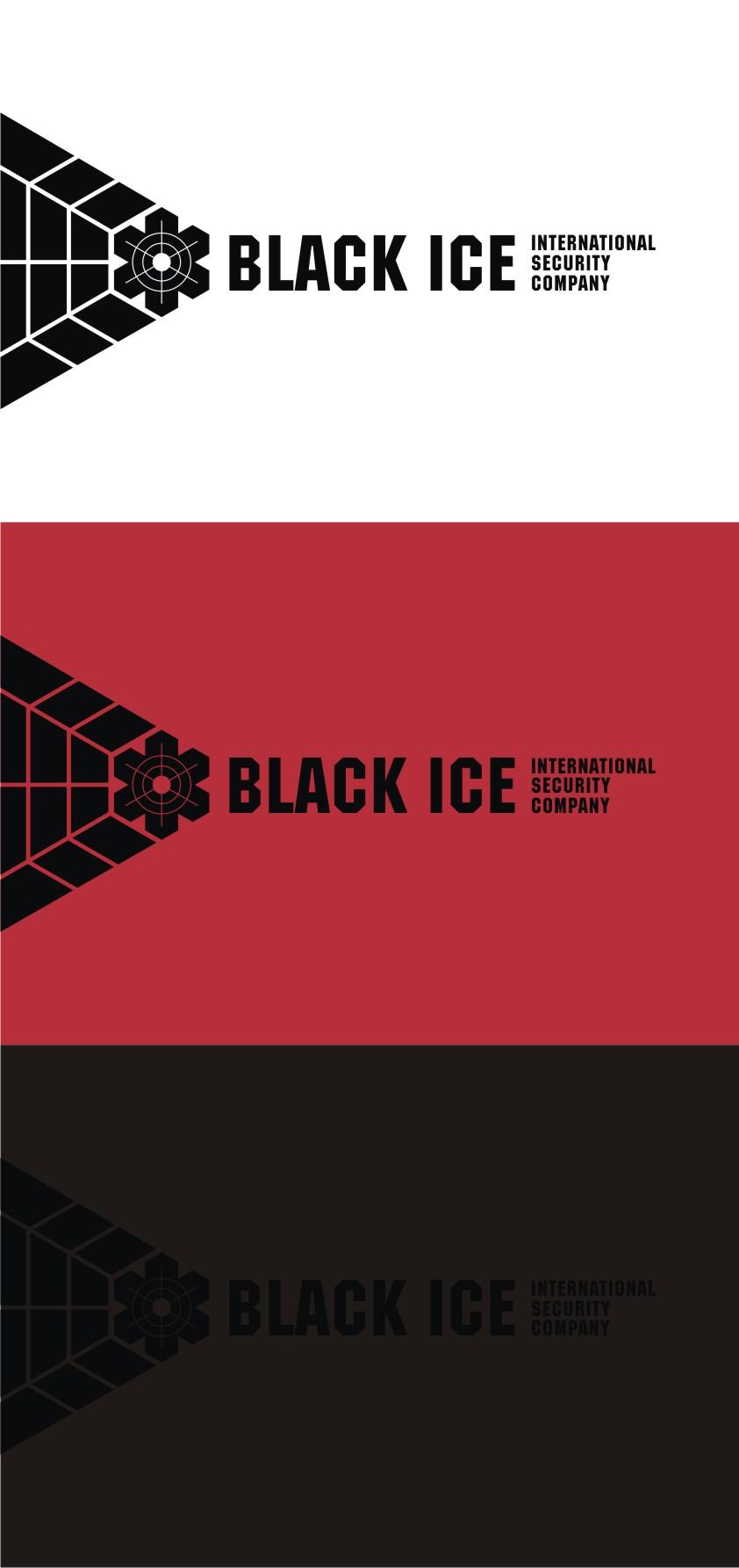 """Логотип + Фирменный стиль для компании """"BLACK ICE"""" фото f_055571220fc0f773.jpg"""