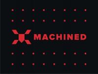 Логотип для компании фрезерной и токарной обработки с ЧПУ