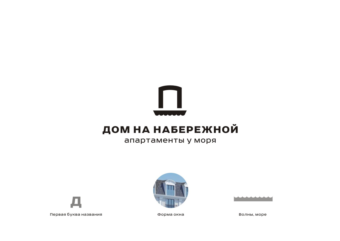РАЗРАБОТКА логотипа для ЖИЛОГО КОМПЛЕКСА премиум В АНАПЕ.  фото f_1125de77537e6615.jpg