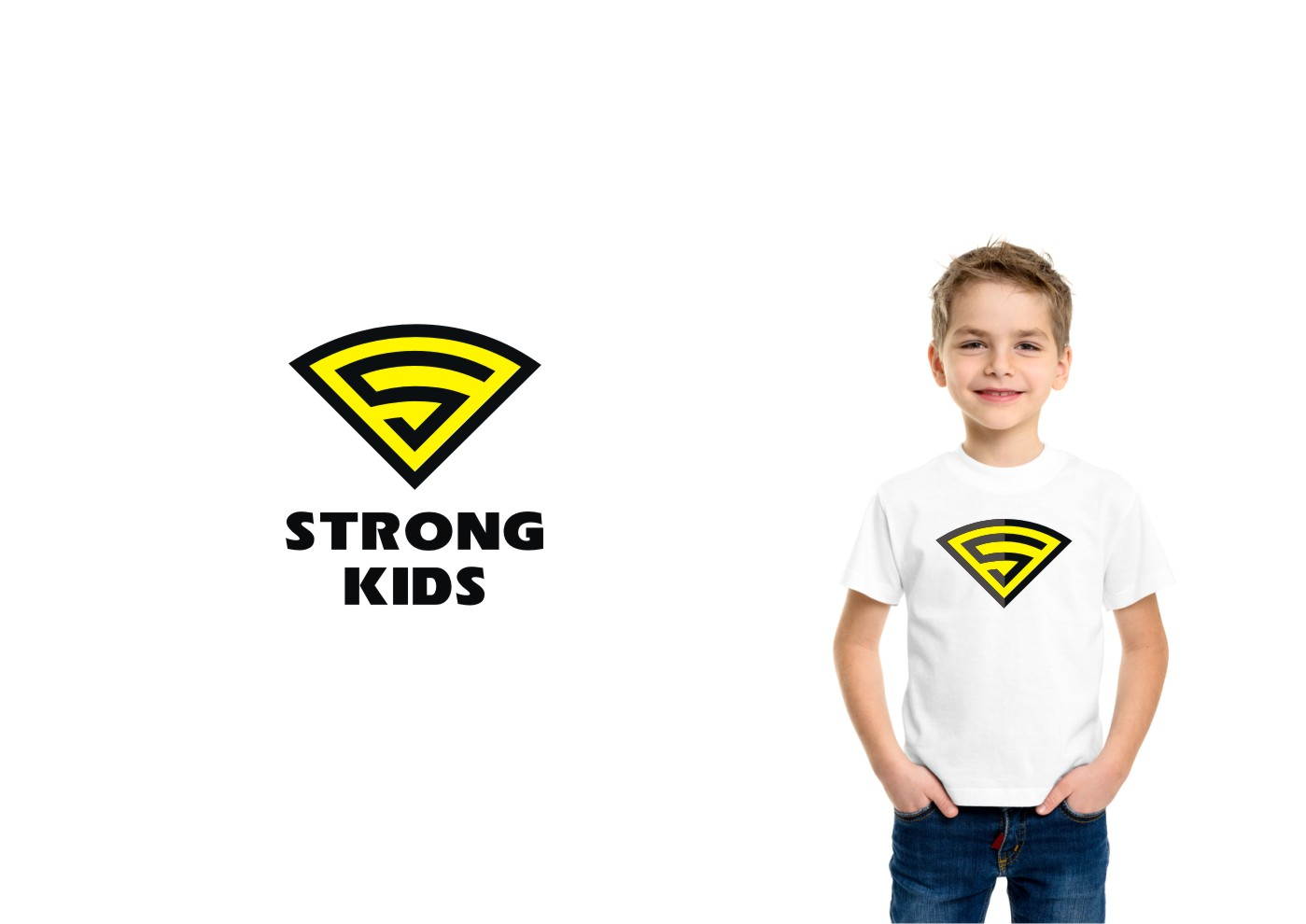 Логотип для Детского Интернет Магазина StrongKids фото f_1445c62996a911e6.jpg