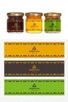 Дизайн этикетки «Добрый мед» (второе место)