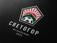 Логотип детского футбольного клуба Светогор