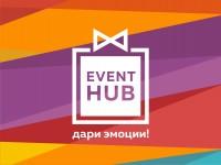 Логотип для ивент-компании (победа в конкурсе)