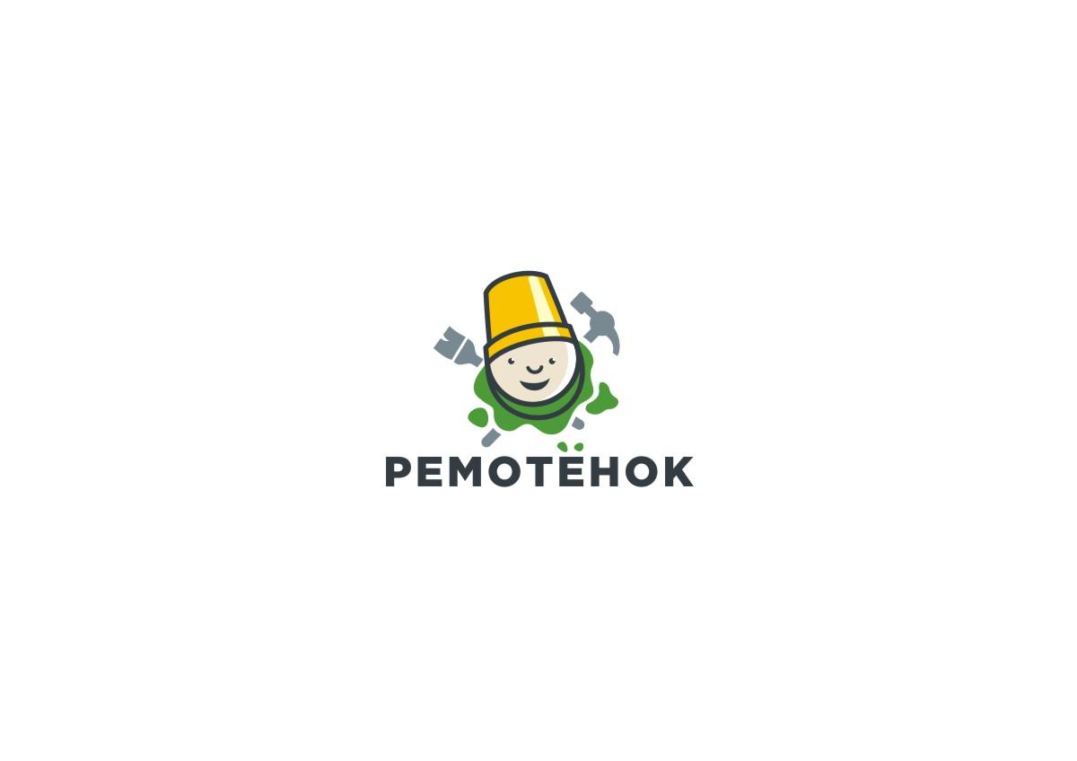 Ремонтёнок: логотип + брэндбук + фирменный стиль фото f_2975954da8f96d22.jpg