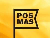 Логотип Posmas (победа в конкурсе)