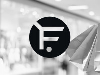 Логотип кэшбэк-сервиса Flashka (победа в конкурсе)