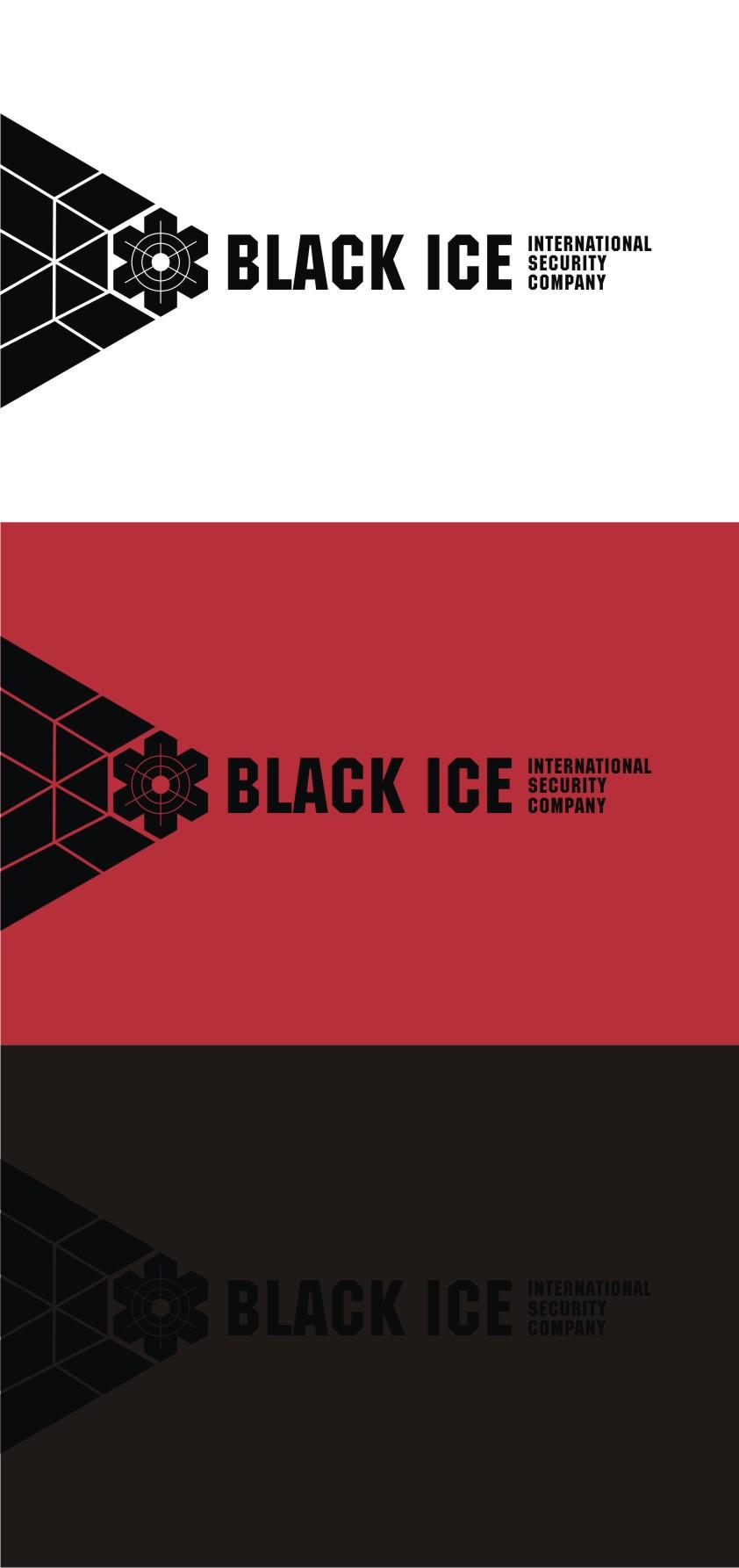 """Логотип + Фирменный стиль для компании """"BLACK ICE"""" фото f_4265712210287b4d.jpg"""