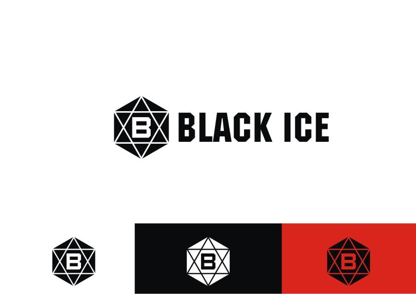 """Логотип + Фирменный стиль для компании """"BLACK ICE"""" фото f_43756e00ca38b0c2.jpg"""
