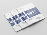 Логотип мебели и предметов интерьера в скандинавском стиле (г. Москва)