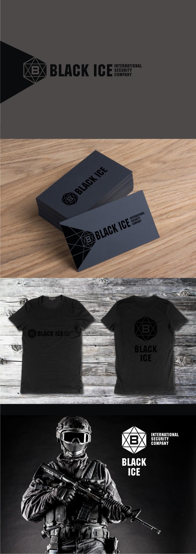 "Логотип + Фирменный стиль для компании ""BLACK ICE"" фото f_50056e2a04560423.jpg"