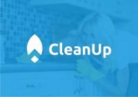 Логотип CleanUp (победа в конкурсе)