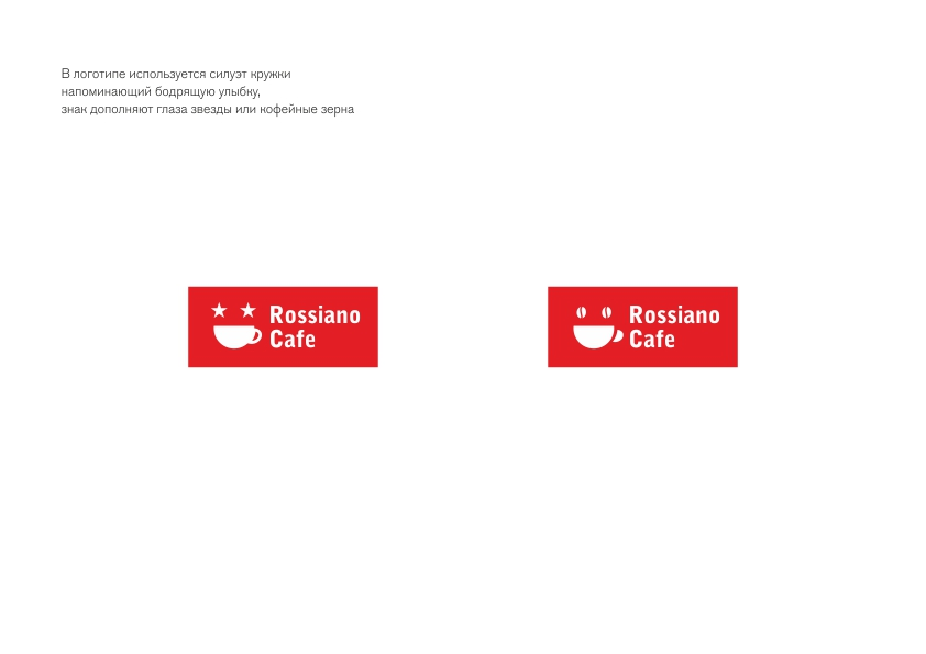 Логотип для кофейного бренда «Rossiano cafe». фото f_60157b800767642a.jpg