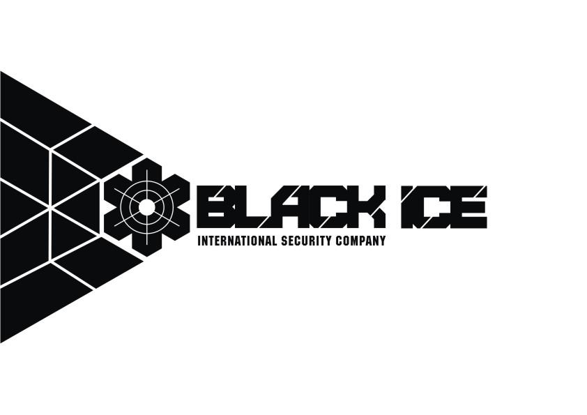 """Логотип + Фирменный стиль для компании """"BLACK ICE"""" фото f_674571a5d9d52706.jpg"""