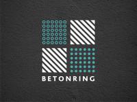 Логотип для компании по производству бетона и бетонных колец