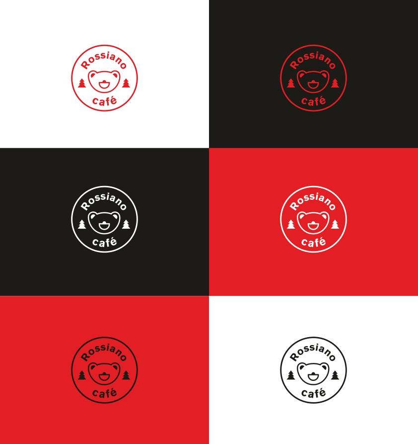 Логотип для кофейного бренда «Rossiano cafe». фото f_88257b80059814b1.jpg