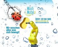 Оформление автомобиля Washmobile Германия (победа в конкурсе)